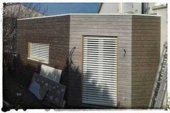 Extension pour salon (Puy de Dôme)