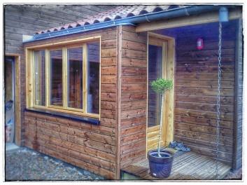 SAS pour Maison Ossature Bois (Loire)