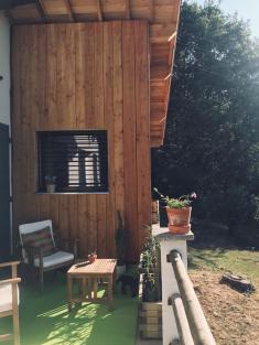 Agrandissment pour un bureau dans l'Isère